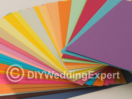 kit materials for diy wedding invitations