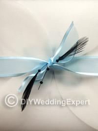 Create your own unique diy wedding invitations